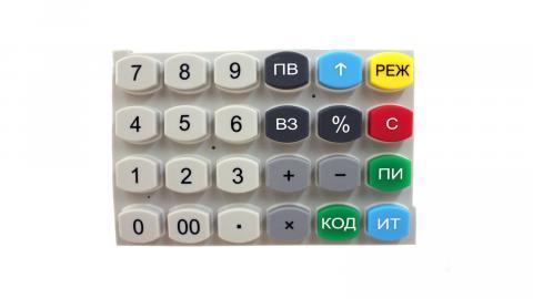 Клавиатура «Меркурий-185» Россия АВЛГ 807.12.01