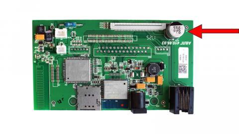 Устройство связи АВЛГ 410.86.00-03