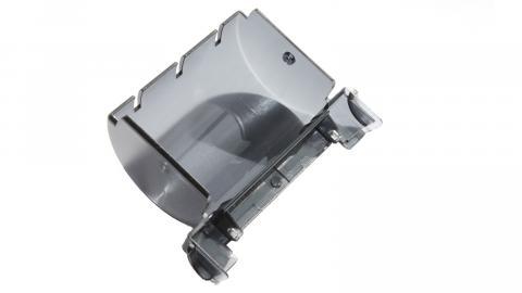Крышка АВЛГ 575.00.05-01 со светозащитным экраном (чековая)