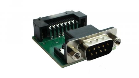 Модуль интерфейсный RS-232 АВЛГ 819.30.00