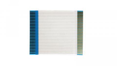 Кабель FFC 043х28Px Dx1.25x(4.5x4.5+7/7)x0