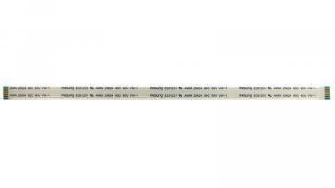 Кабель FFC 180x06PxCx1.00x[3x3+6/6]x0.05x0.7 SHS