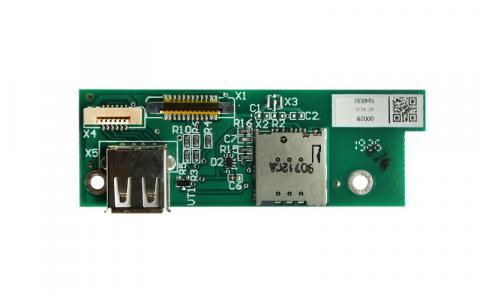 Модуль  модема АВЛГ 807.42.00