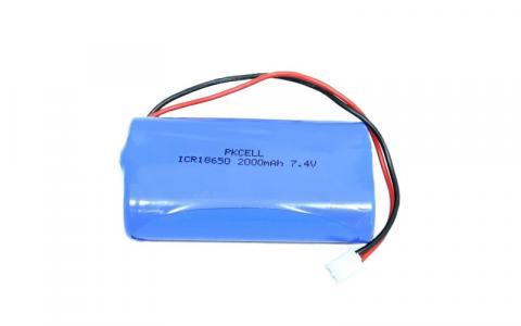 Аккумулятор 01.53.229 L1C18650 7,4V 2000 mAh 14,8Wh